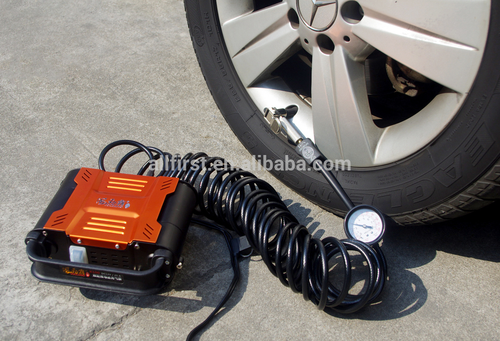 Portable Mini Air compressor Cheap 12V DC Air Conditioner Compressor