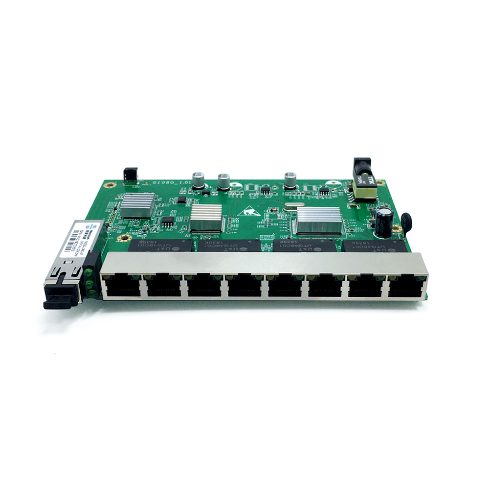 Factory Price OEM Reverse Poe GEPON 8GE ONU for FTTP Solution <strong>Network</strong>