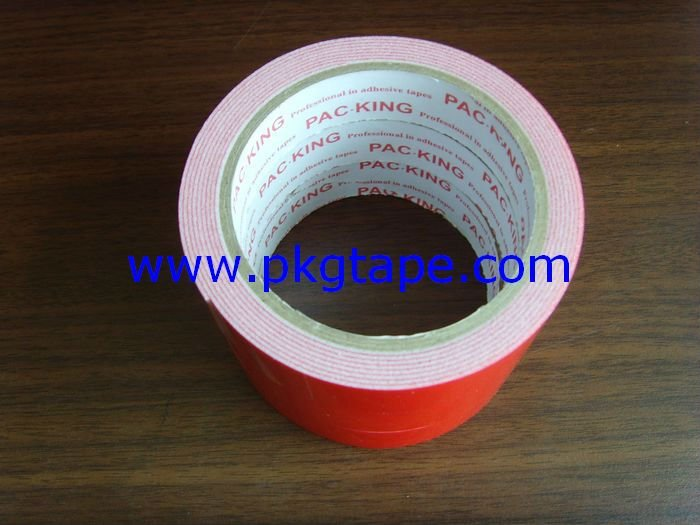 High quality of double sided PE, PU, EVA, EPDM foam tape manufacturer
