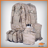 Assault Backpack 50 liters - Polyester 600D