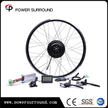 Eletrica 48v500w Bafang Front/rear motor Electric Bike Conversion Kit Brushless Hub Motors 20'' 26'' 28''diy Motor Wheel