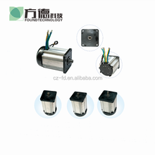 72V 7.5KW dc motot switched reluctance dc motor for passengers and high torque fouur weeles vehicle