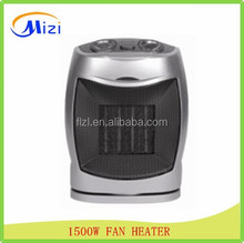 hot selling with good quality 1500W PTC cerami fan heater