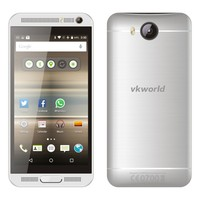 New Product VKWORLD VK800X 5inch MTK6580 Quad Core, 1GRAM 8GROM, 5MP+8MP Camera Double Flash, Dual SIM Android 5.1 3G Smartphone