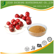 Hawthorn Berry Fruit extract powder 20:1/Hawthorn Berry Fruit P.E