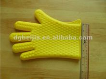Custom kichen heat resistant rubber glove