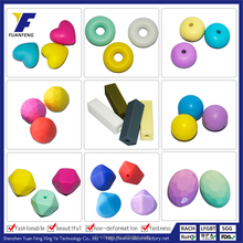 Silicone Teething Loose Silicone Beads for Teething Jewelry