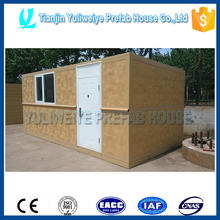 2016 Prefab flatpack office/movable houses/ container house for sale