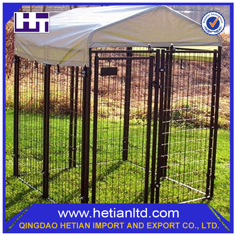 Competitive Price Customized Foldable Wire Mesh Fencing Dog Kennel