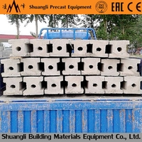 lightweight precast concrete boundary wall/fence wall making machine