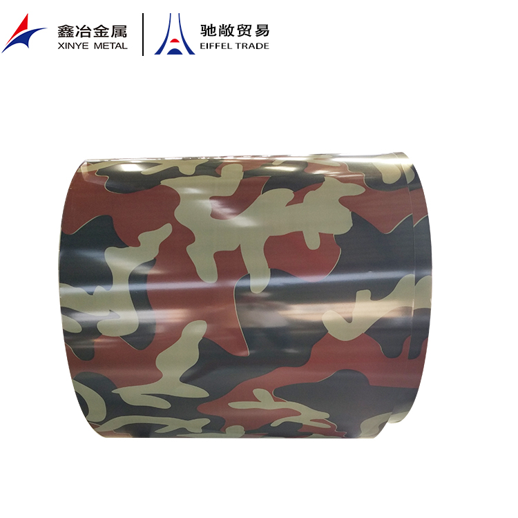 camouflage steel sheet/ Building material of wall Decoration Board