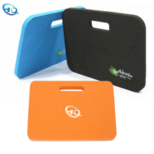 Professional waterproof eva foam pad,Kneeling cushion,Garden kneeler with plastic eva cushion