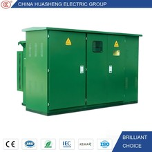 IEC SASO approved transformer distribution mini substation