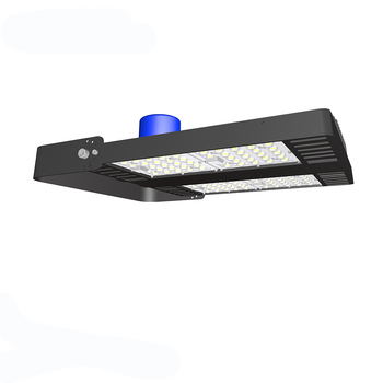 Outdoor photocell 150W 200W 300W LED shoe box Parking lot light power solar led street light