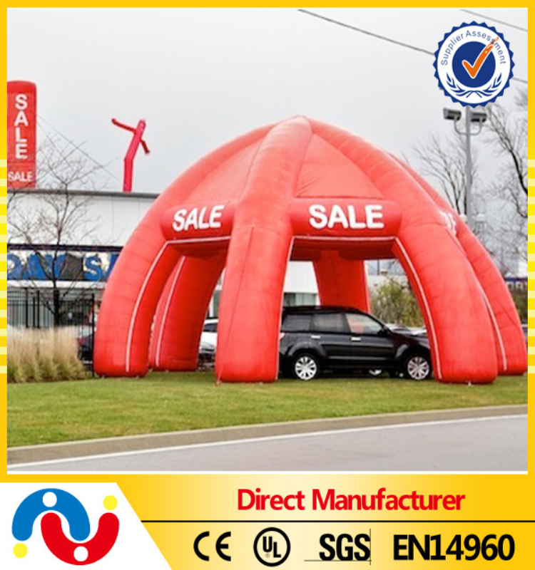 Inflatable Car Garage : Pvc tarpaulin portable car garage shelter inflatable