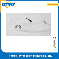 impact resistant protective safety glasses