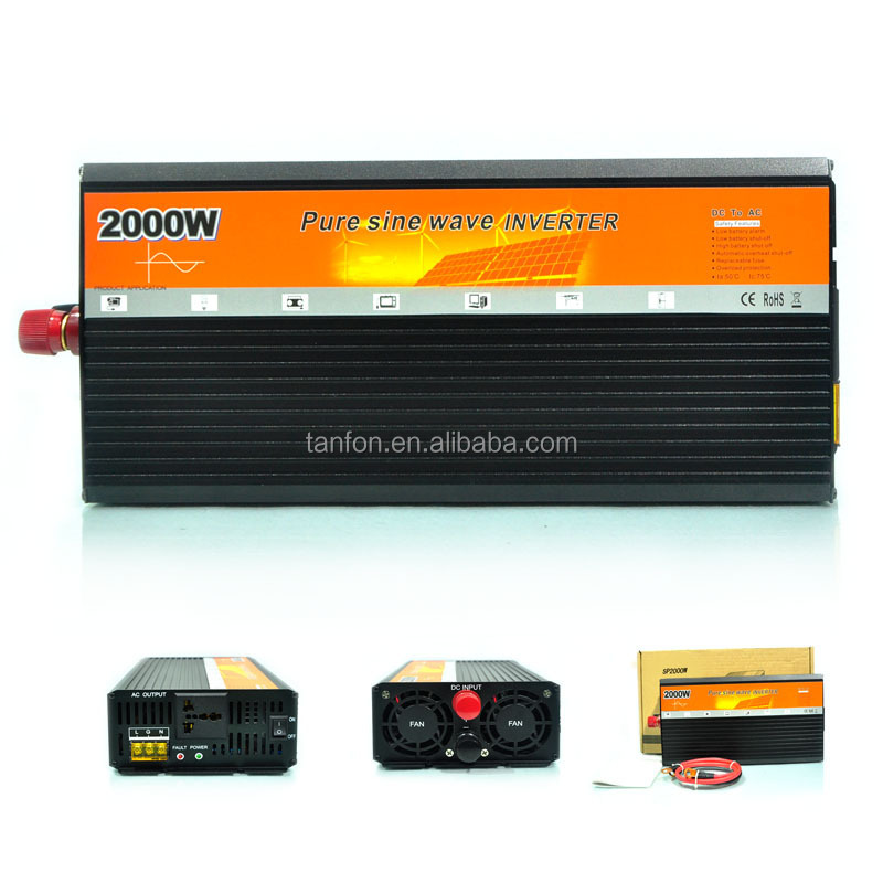 300w 800w 1kw high frequency pure sine wave inverter / solar power inverter (EXW factory price)