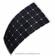 China best price wholesale mono solar penel 100W supplier