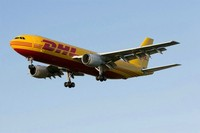 DHL express Top 10 international shipping company in china to India