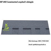 colorful Mosaic/Goethe/ double-layer asphalt roofing shingles(low cost, high quality)