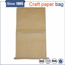 Kraft Paper Laminated Pp Woven Bag For Feed,Powder,Frozen Fish,Chemical