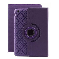360 Degree Rotating Stand Smart Case Cover for iPad,for ipad flip case cover