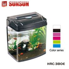 SUNSUN mini canvas fish tank HRC-380E