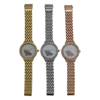 Fashion custom design brand best selling japanese movement lady wrist watches