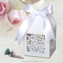 Paper craft cheap candy wedding gift equisite sweet box cheap fancy paper packaging boxes