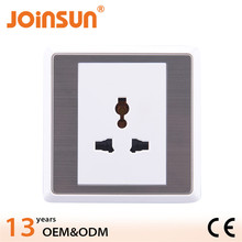 7/7 universal socket wall mount usb charger