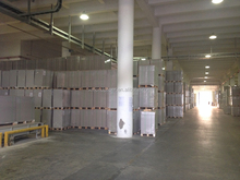 Alibaba China Wholesale Good Smoothness Stocklot Duplex Board Paper For Printing And Packing