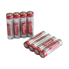 No.7 alkaline battery Mercury free 1.5V AAA AM4 LR03 Alkaline Battery for Toys