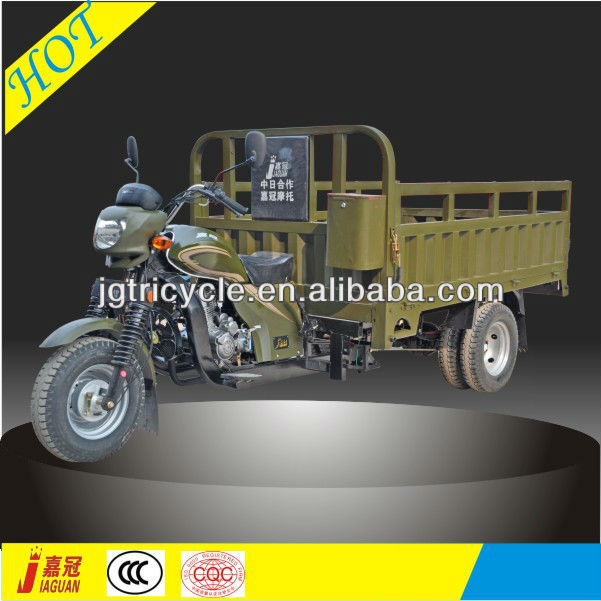 Hot supplier china original five wheels motor tricycle