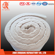 128 density 1260c ceramic fiber blanket for furnace