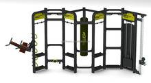 Multi Function 360D Synergy Gym Equipment/Integrated Fitness Trainer