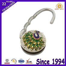 Novelty Bag Accessories Rhinestone Table Top Bag Hanger