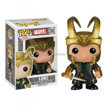 Funko POP The Thor Action Figure Toys,Movie Action Figure
