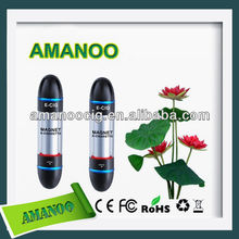 Newest and patented Amanoo e cig da vinci automatic herbal vaporizer