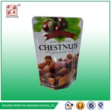 Snack Food Industry Use Aluminum Retort Pouch for Chestnut ,baby food