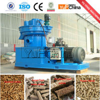 Wood pellet machine for different wooden wastes to make pellets