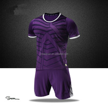 Custom soccer team uniform design your own football jersey set