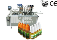 china suppliers bottles electronic cigarette liquid filling machinery