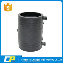 pe hdpe electrical couplers pipe fittings