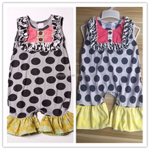 CONICE NINI brand selling high quality speckle boutique baby kid clothes infant baby child clothes