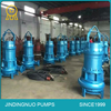 Centrifugal submersible slurry pumping machine for sale