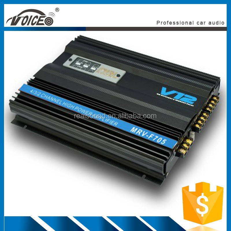 V12 Classic Ecomonic Car Amplifier