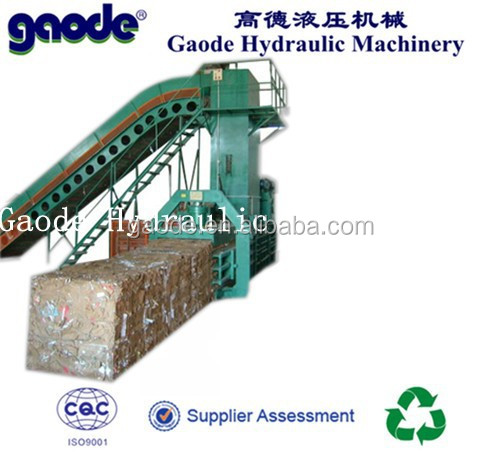Automatic Waste Fluting Paper Recycling Equipment