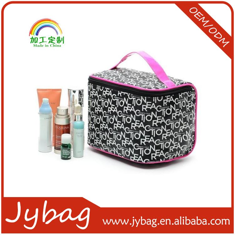New arrival best choice durable printed pu cosmetic bag