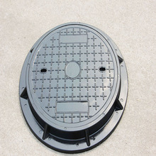 ISO9001 qualfied light weight electrical aluminum easily moved manhole covers