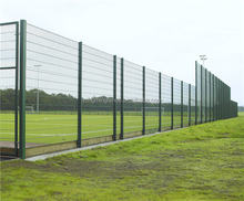 V Mesh High Security Prison Mesh Fence/358 High Voltage Security Fence